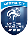 DISTRICT DRÔME-ARDÈCHE DE FOOTBALL
